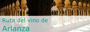 Ruta del Vino de Arlanza. Este enlace se abrirá en una ventana nueva