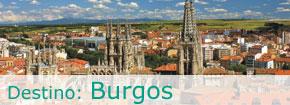 Destino Burgos. Este enlace se abrirá en una ventana nueva
