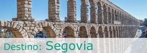Destino Segovia. Este enlace se abrirá en una ventana nueva