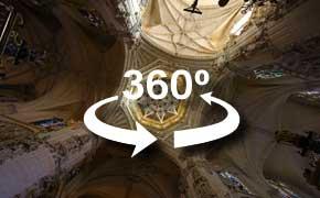 Panorámica Catedral de Burgos