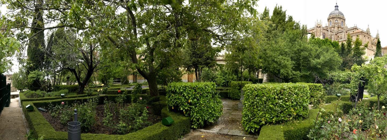 Jardin de calixto et melibea site officiel de tourisme junta de castilla y le n - Jardin de calisto y melibea salamanca ...
