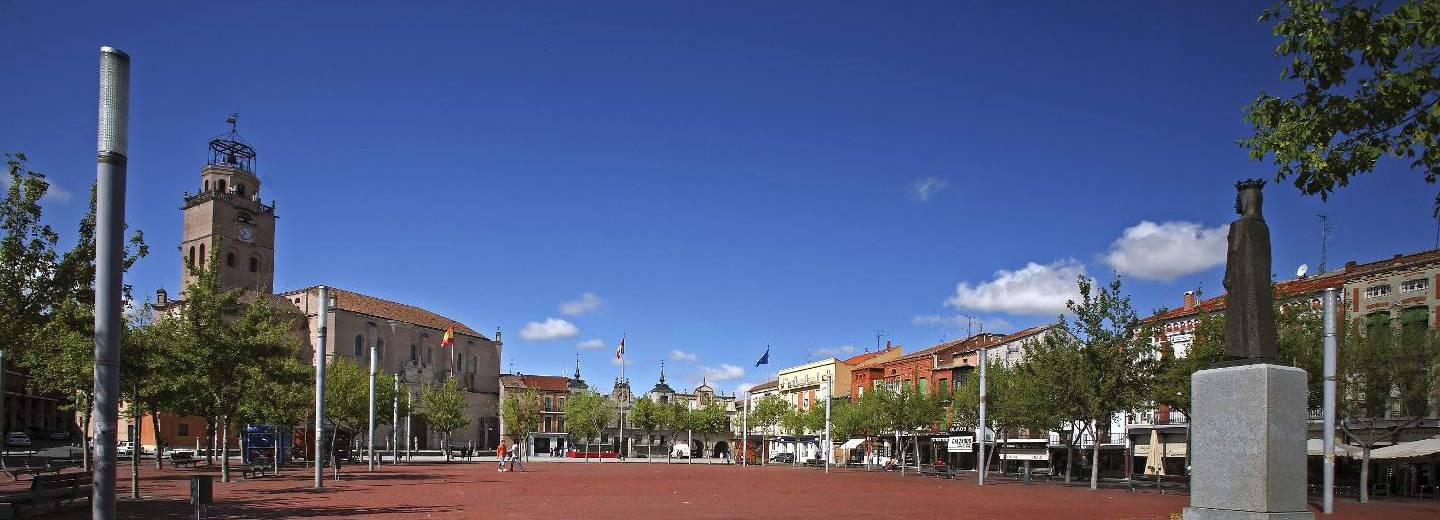 Plaza Mayor de Medina del Campo