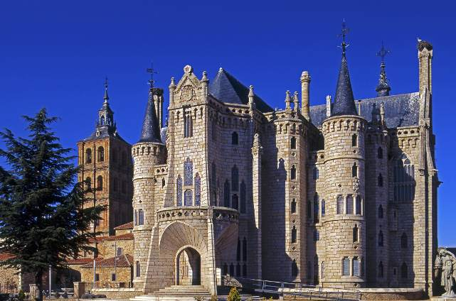 ASTORGA. Palacio Episcopal