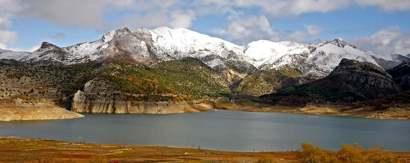 Embalse de Barrios de Luna