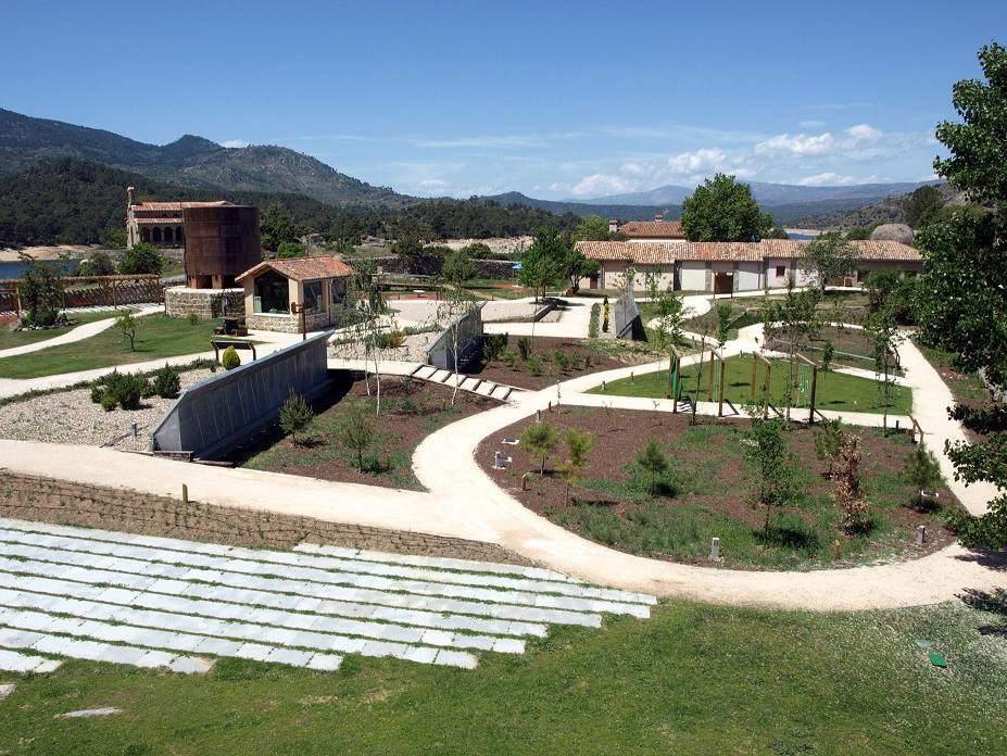 Casa de la Reserva Natural del Valle de Iruelas