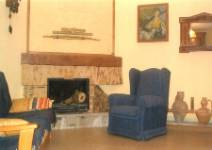 CASA CHACON 2, Vista interior