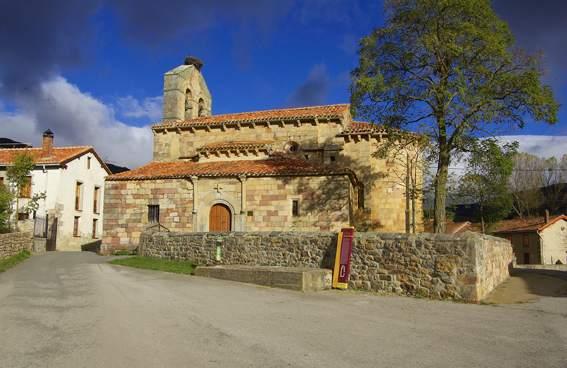 Iglesia de San Cornelio y San Cipriano - Portal de Turismo de la Junta de  Castilla y León
