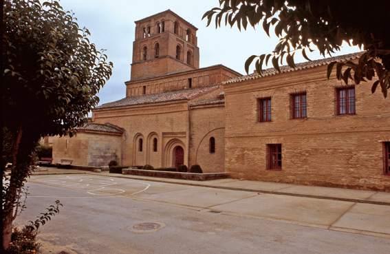 Monasterio de San Pedro de las Dueñas - Portal de Turismo de la Junta de  Castilla y León