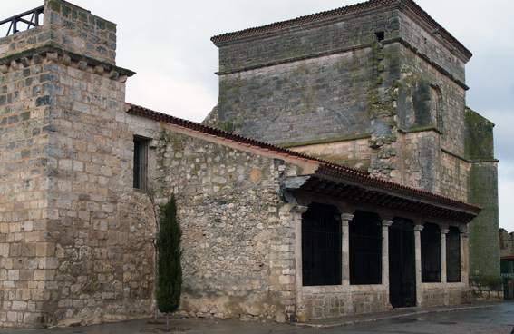 Resultado de imagen de Iglesia de Santa María de la Expectación peñaflor hornija