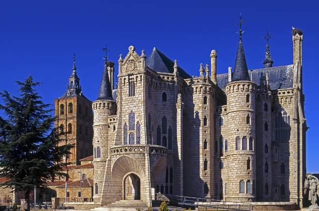 Arte cultura y patrimonio portal de turismo de la junta for Oficina turismo castilla y leon