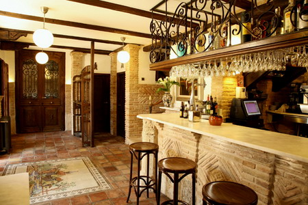 HOSTERIA CAMINO, vista interior